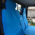 オーダー防水シートカバー